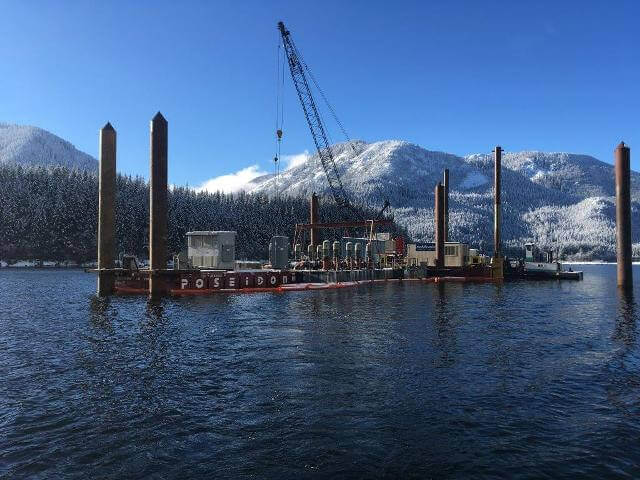P2 Portable Sectional Barge, Marine Barges for Sale or Rent
