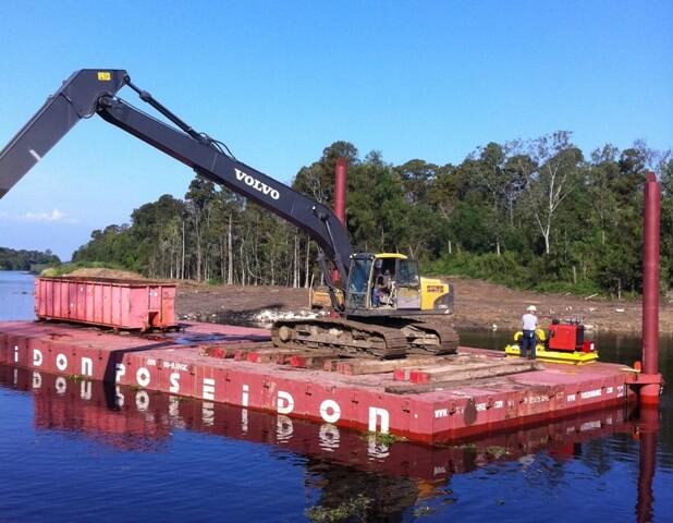 Great Lakes Dredge and Dock, San Jacinto Dredging