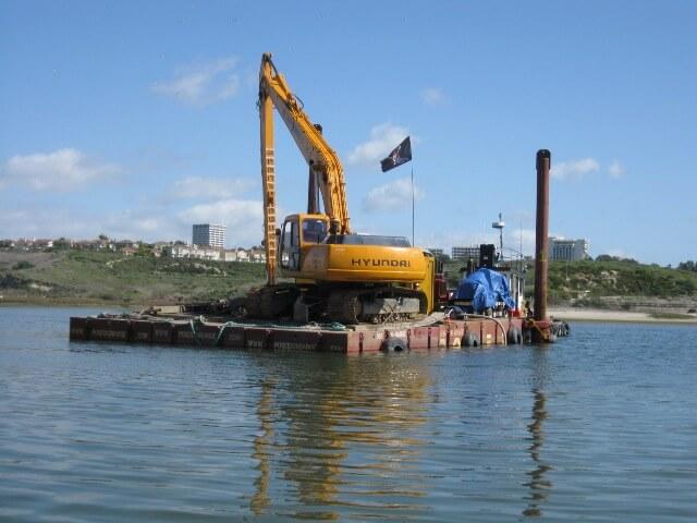 Poseidon P1 Modular Barge System, Sectional Barge