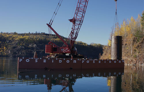 Portable Sectional Barges, Barge Equipment for Sale